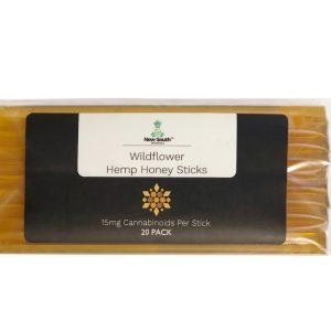 cbd honey sticks full spectrum hemp oil infused