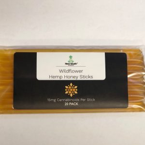 cbd honey stick, honeystick, cbd edibles
